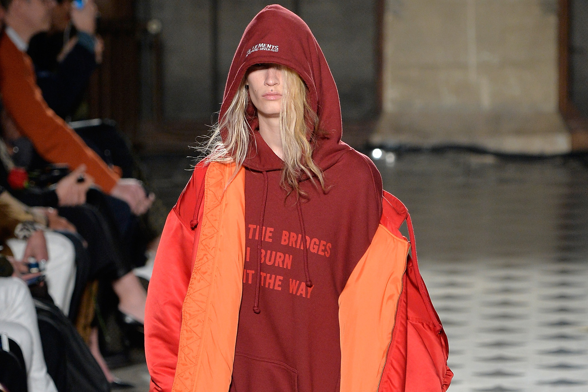 vetements goes haute couture