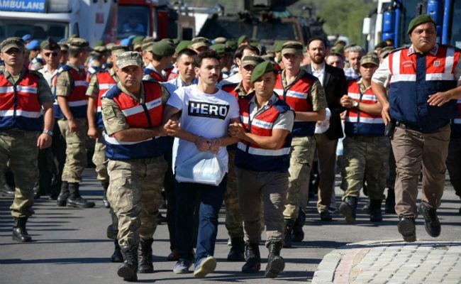 Hero t-shirts