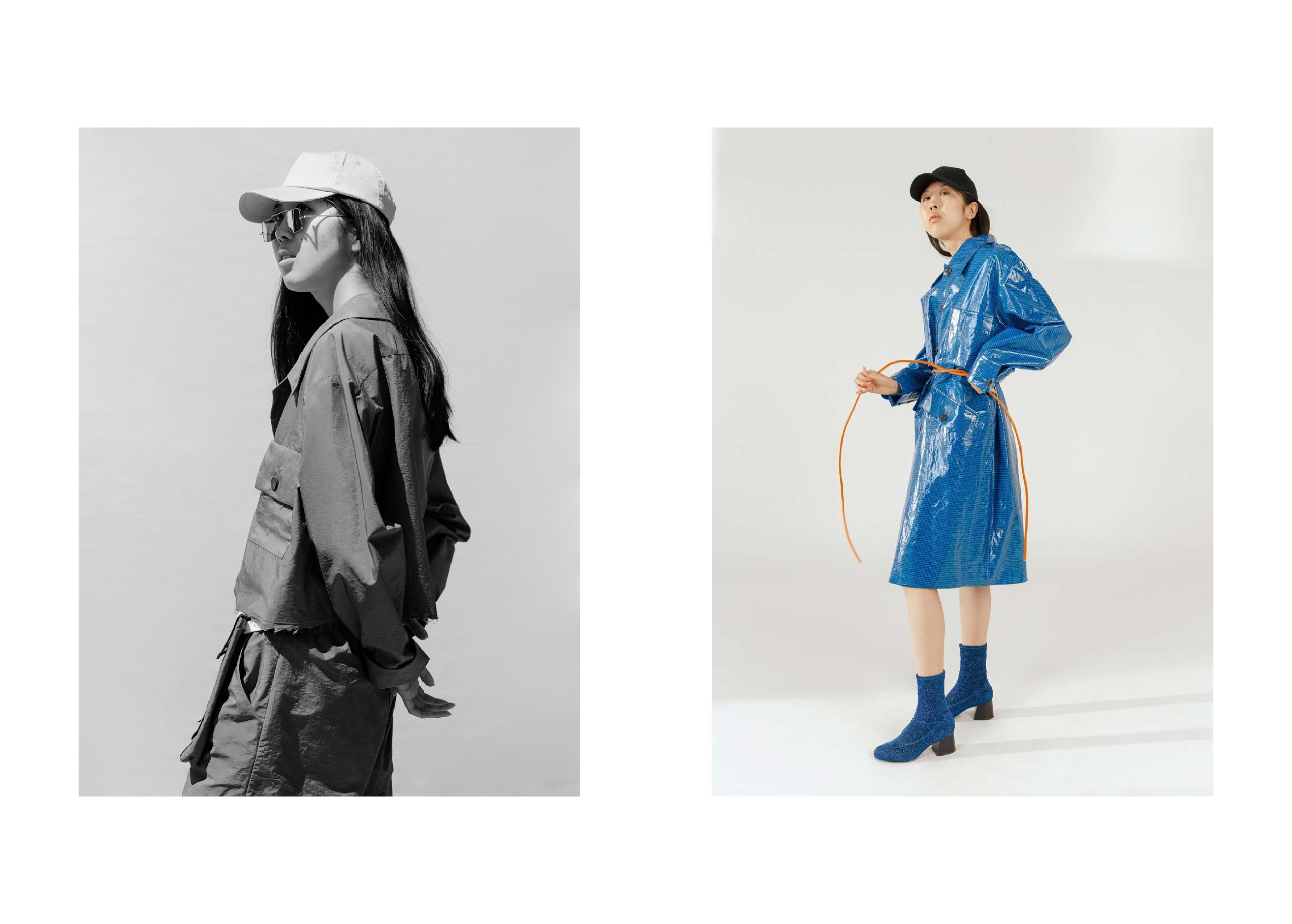 Berlin based fashion label release new unisex lookbook ...